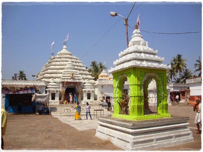 Baladev Jew Temple of Kendrapara district