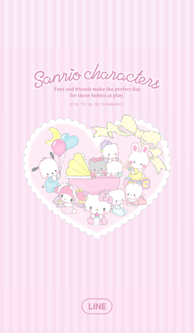 SANRIO CHARACTERS (Baby)