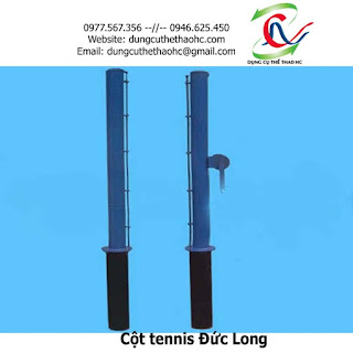 Cột tennis Đức Long