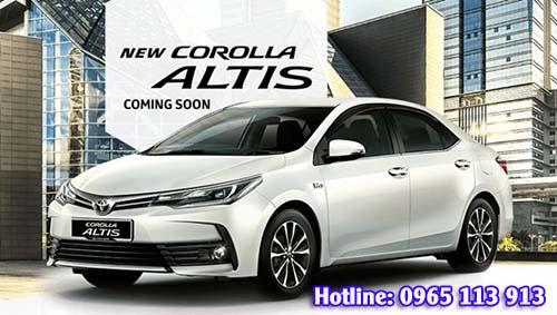 Toyota Corolla Altis Hải Phòng