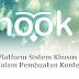 """"""" iShook """" Platform Sistem Khusus Mendukung dalam Pembuatan Konten"""