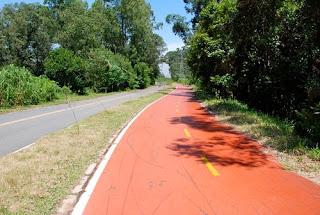 Parque Ecológico do Tietê - Ciclovia