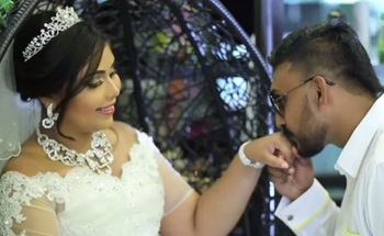 Malaysian Indian Christian wedding of Clifford & Alice