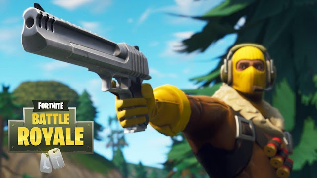 Top Battle Royale Games On Mobile Phones Like PUBG Mobile To Download On Android and iOS fortnite