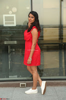 Shravya Reddy in Short Tight Red Dress Spicy Pics ~  Exclusive Pics 031.JPG