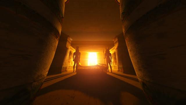 حجرة الأسرار الفرعونية