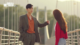 Sinopsis What's Wrong with Secretary Kim Episode 8