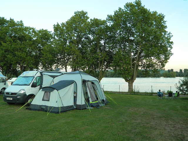 camping in england