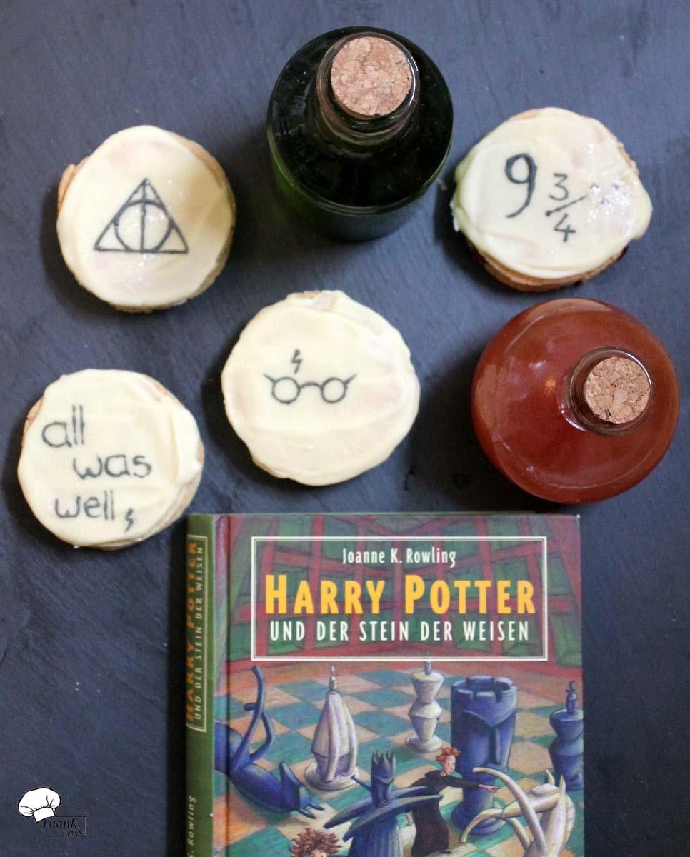 Tyfe Harry Potter Cookies