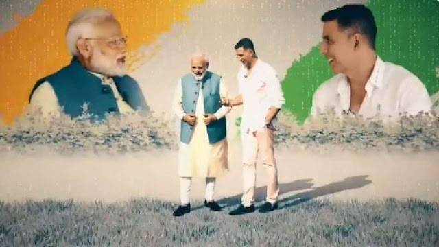 अभिनेता अक्षय कुमार के साथ PM मोदी का पहला गैर-राजनीतिक इंटरव्यू, पढ़ें पूरा इंटरव्यू