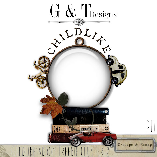 Childlike Add-ons - Another Freebie!!
