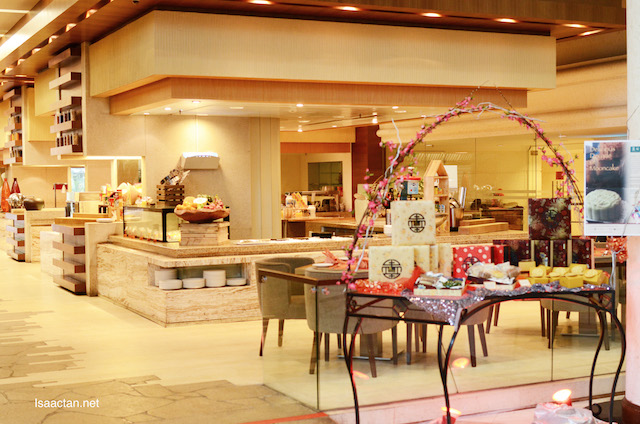 Zest Lifestyle Restaurant @ Marriot Putrajaya