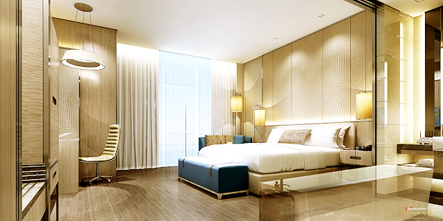tiện nghi căn hộ tại La Luna Resort