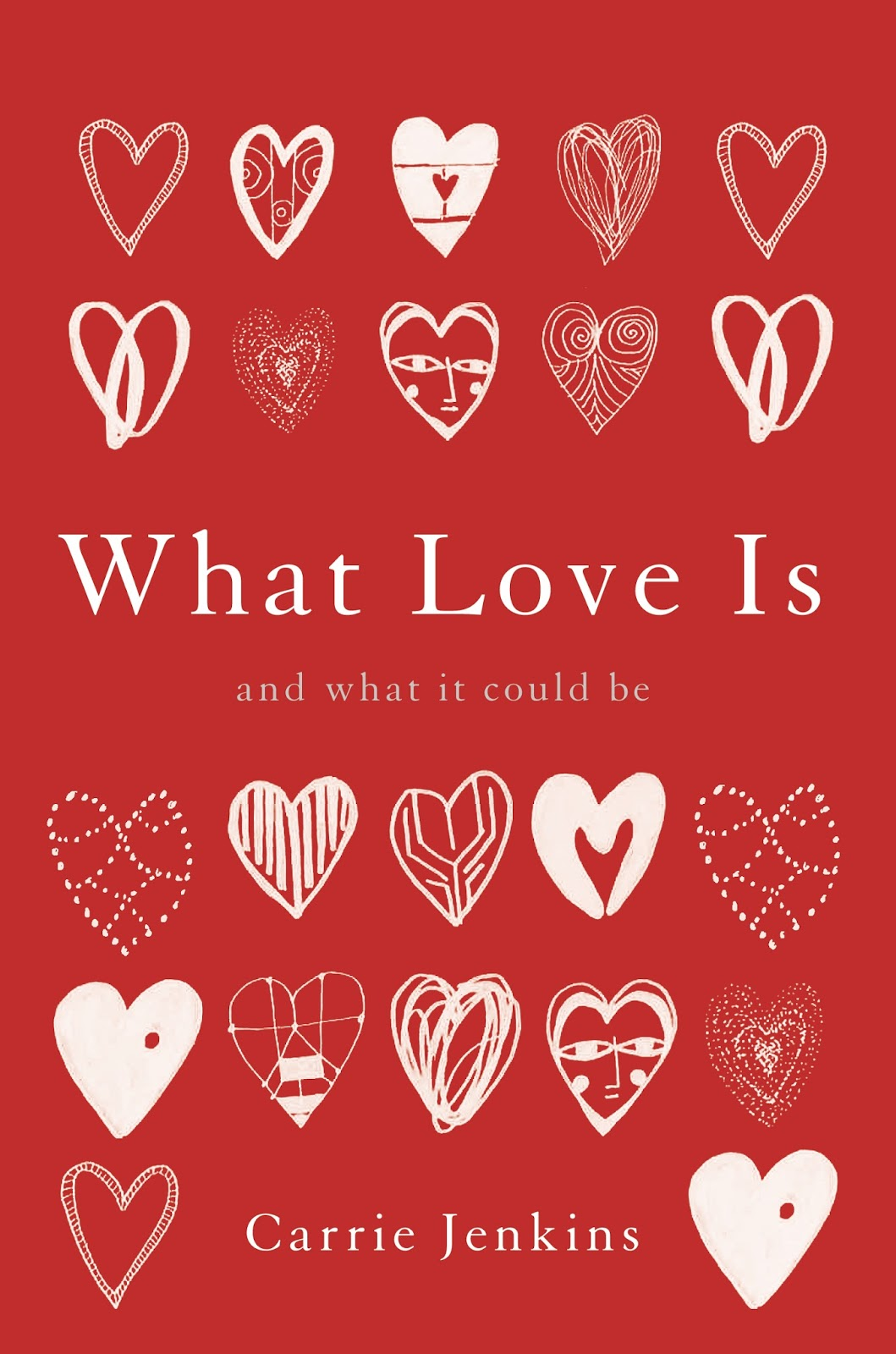 Book Cover About Love : Imperfect cognitions what love is
