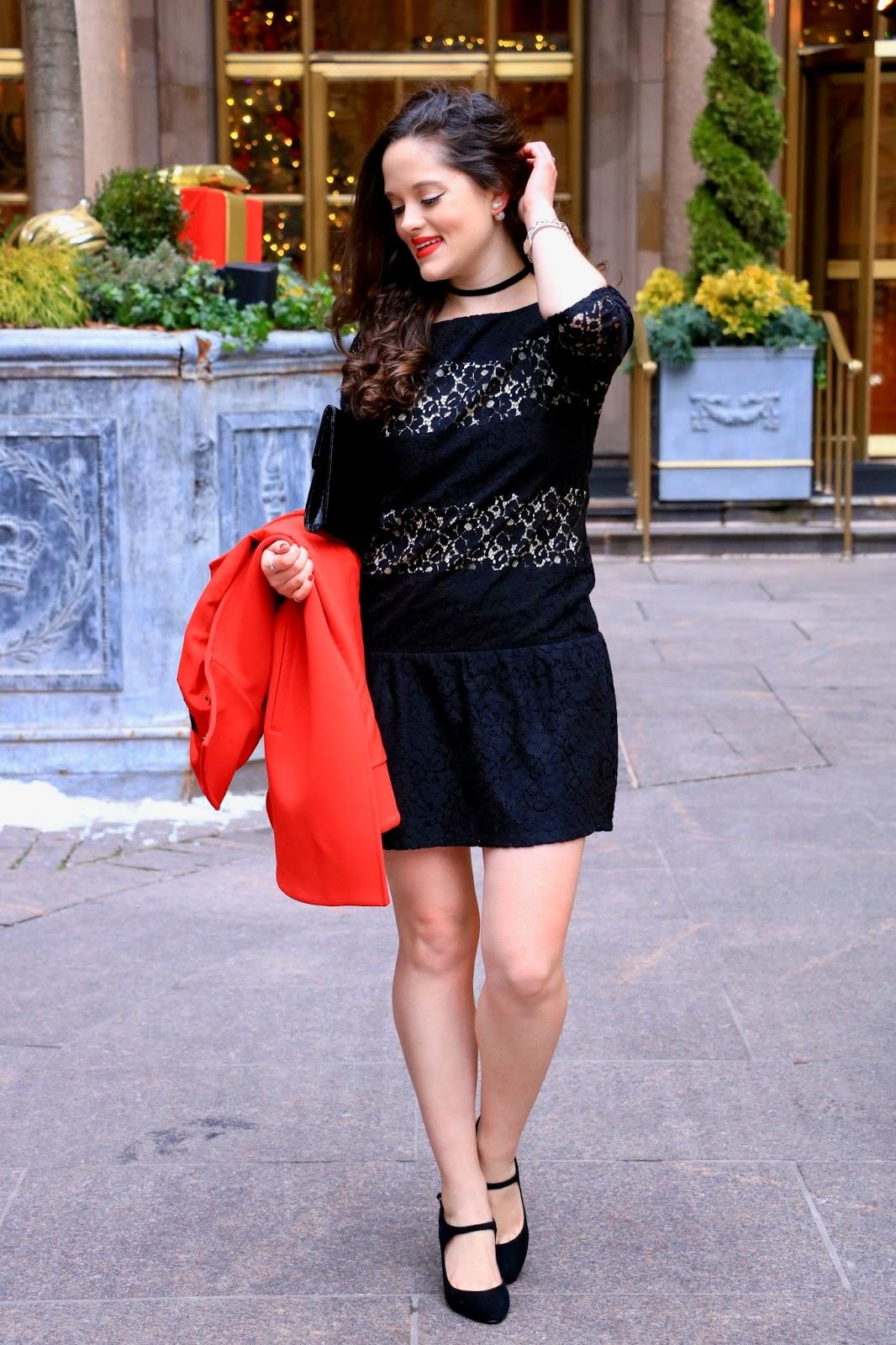 nyc holiday street style pics