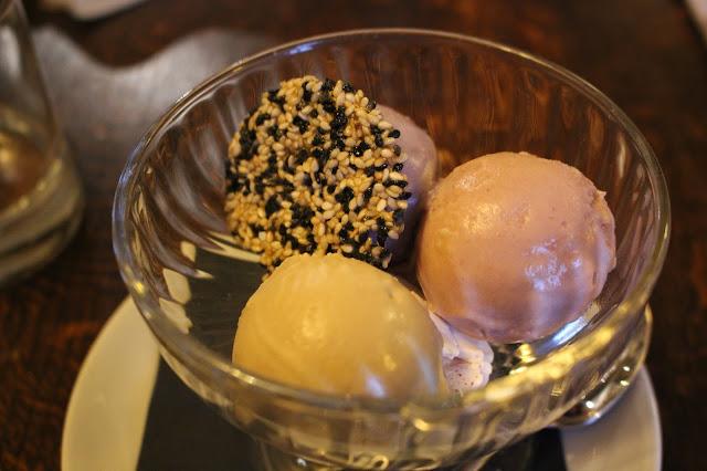 The Longs Arms ice creams
