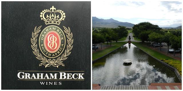 vinícola Graham Beck, Robertson, África do Sul