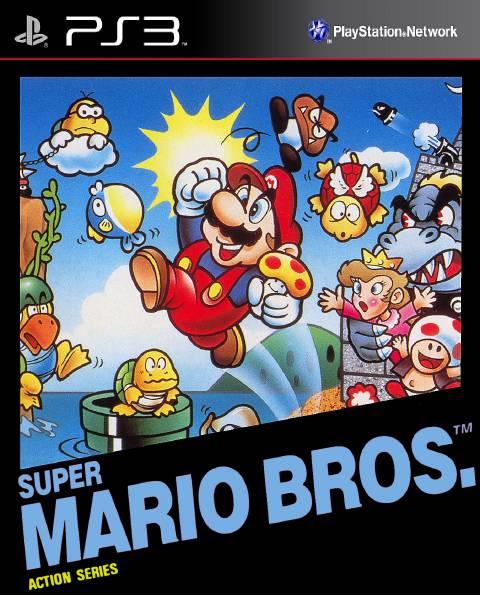 Super Mario Bros PSN - Download game PS3 RPCS3 PC free