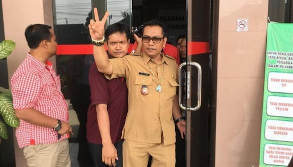 Dituntut 1 Tahun Penjara, Kades yang Pro Sandiaga : Saya Korban Rezim Sontoloyo!