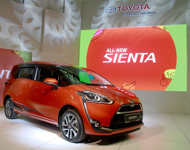 Toyota Sienta Indonesia