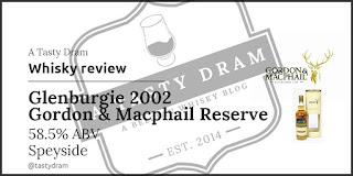 Gordon & Macphail Reserve Glenburgie 2002