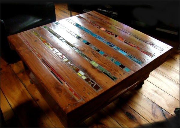 Dishfunctional Designs God Save The Pallet Reclaimed