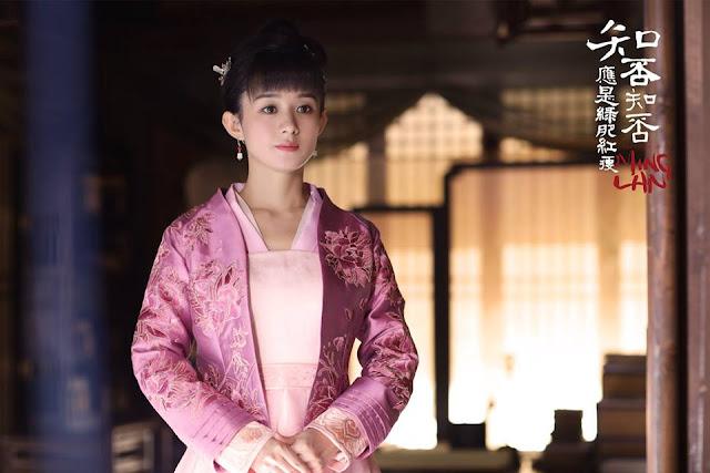 Story of Minglan Zhao Liying