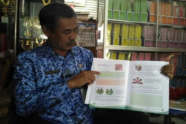 Buku Pelajaran SD Bikin Heboh Dunia Pendidikan di Tangerang