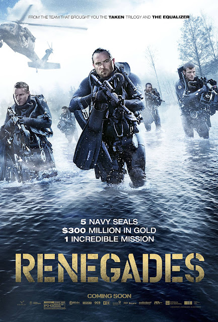 Renegades (2017) ταινιες online seires oipeirates greek subs