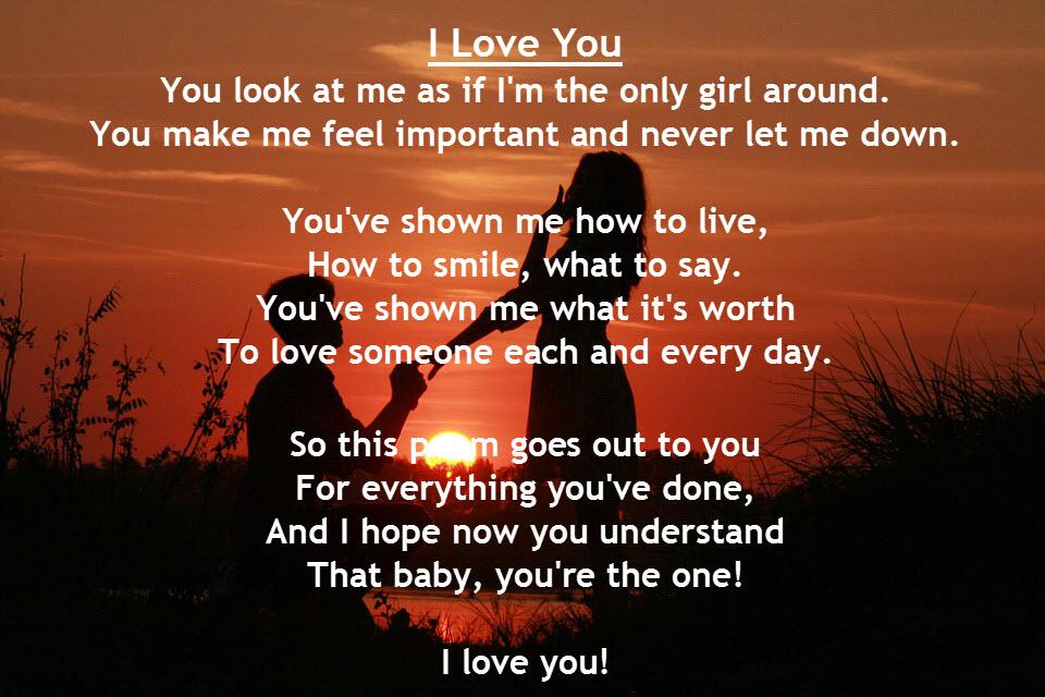 Poems To Make A Girl Smile 5