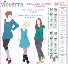 VIOLETTA Shirt, Tunika, Kleid, Top
