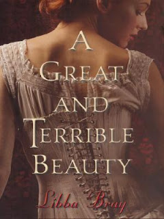 A Great and Terrible Beauty by Libba Bray cover