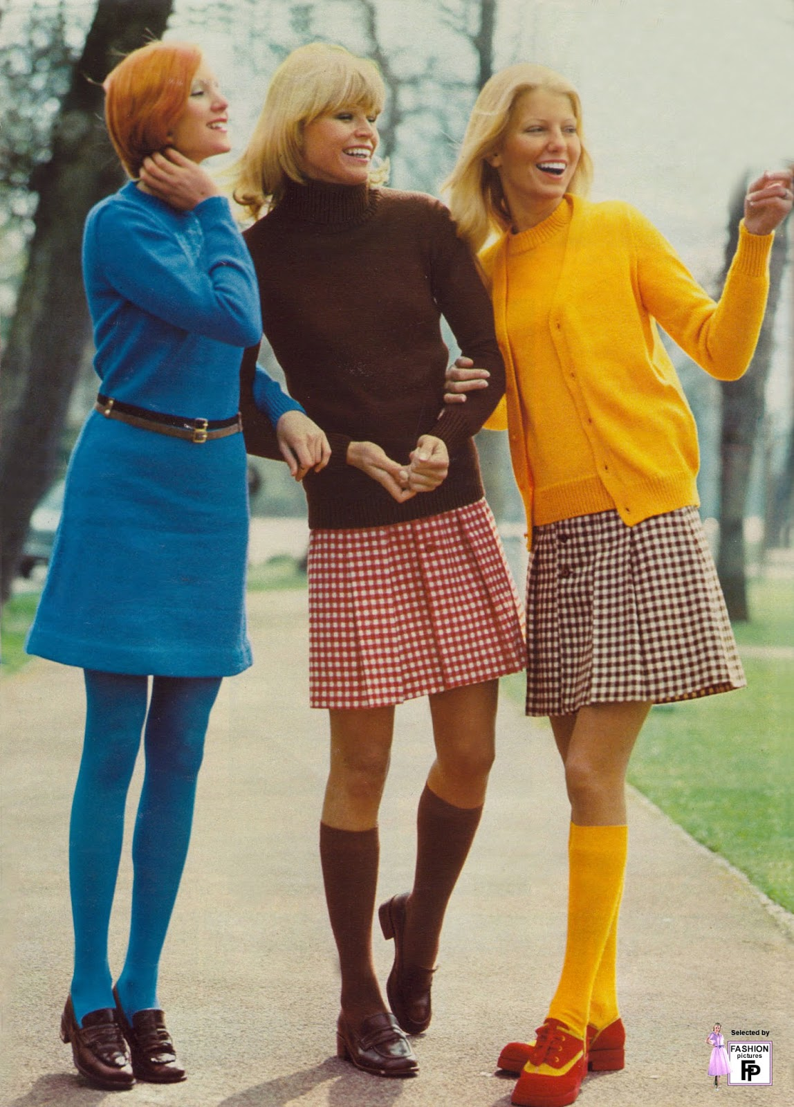 Site 70s girls fashion are