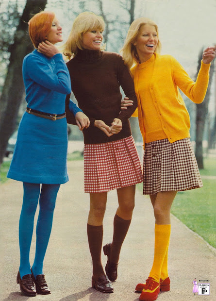 Awesome And Colorful Of 1970s Fashion