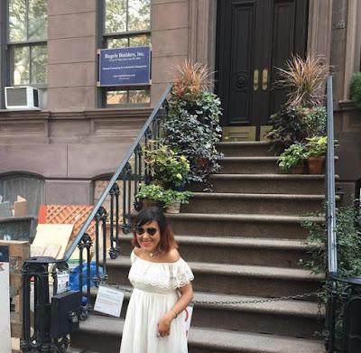L'immeuble de Carrie Bradshaw à New York