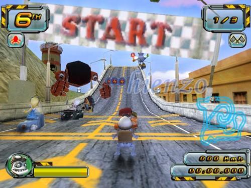 Crazy Frog Racer 2 (1)