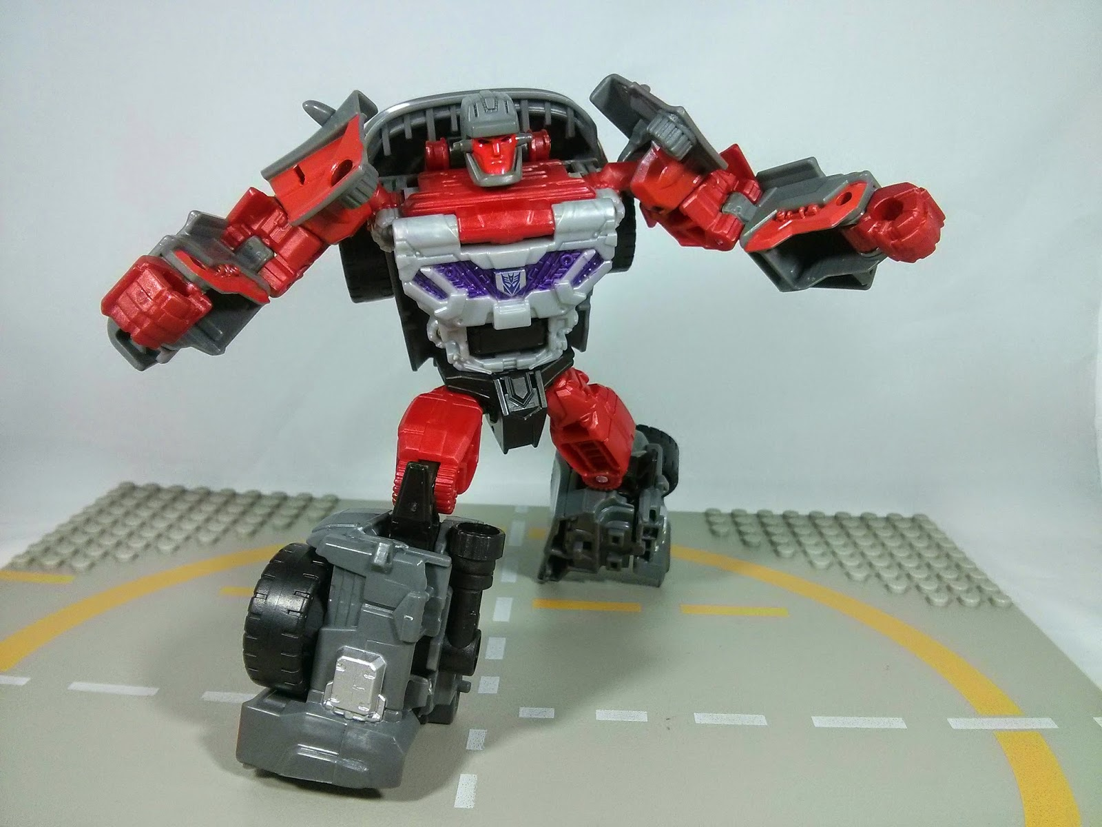 combiner wars wildrider head