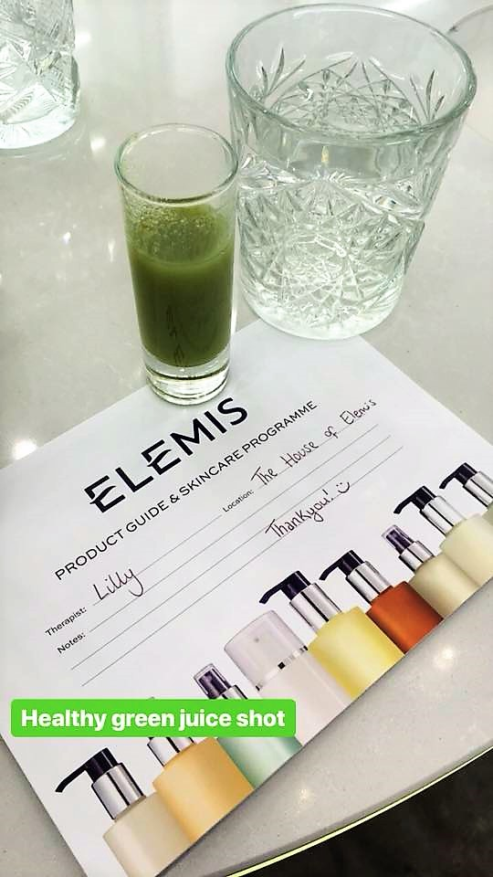 Elemis prescription