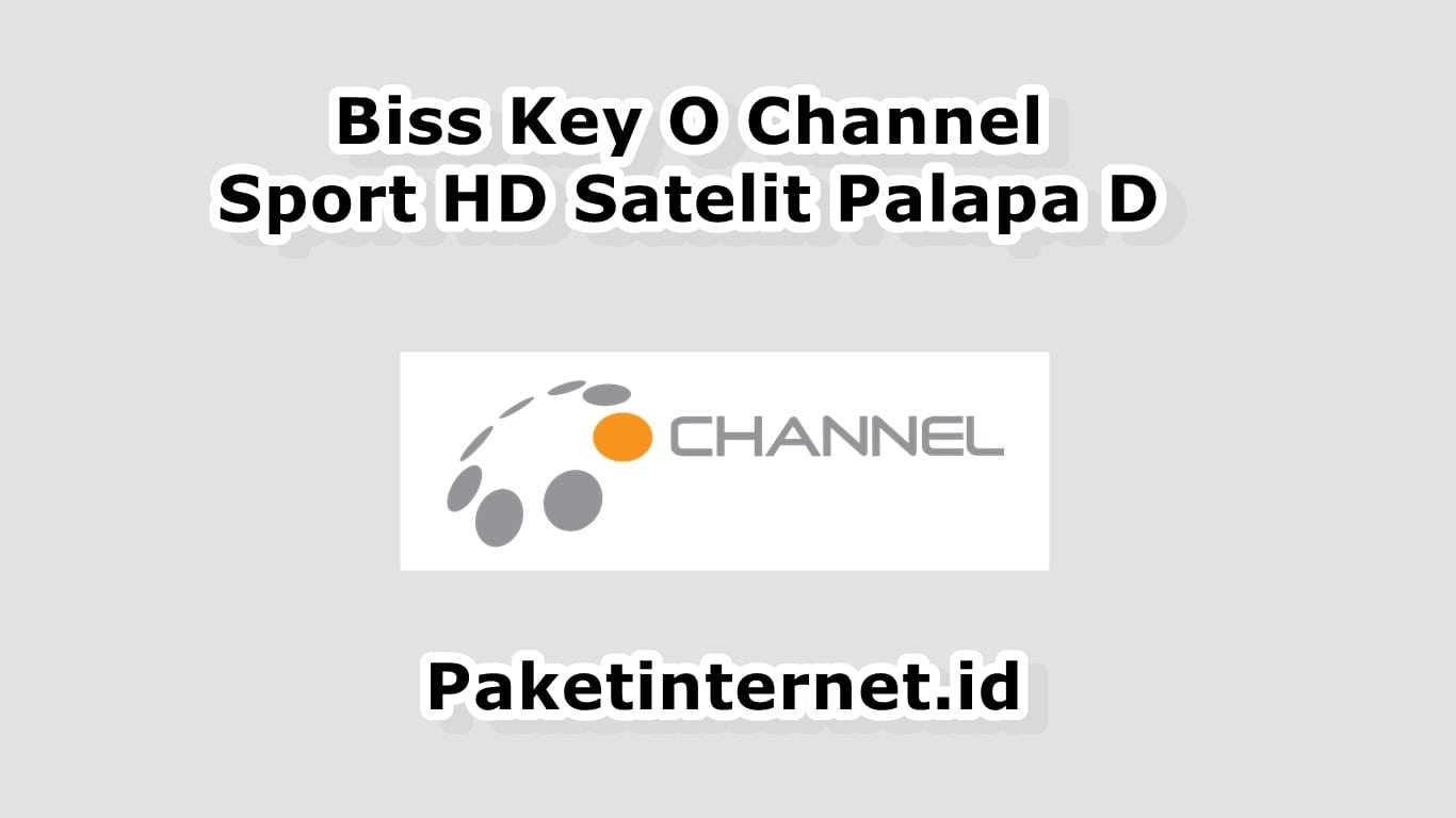 Biss Key O Channel
