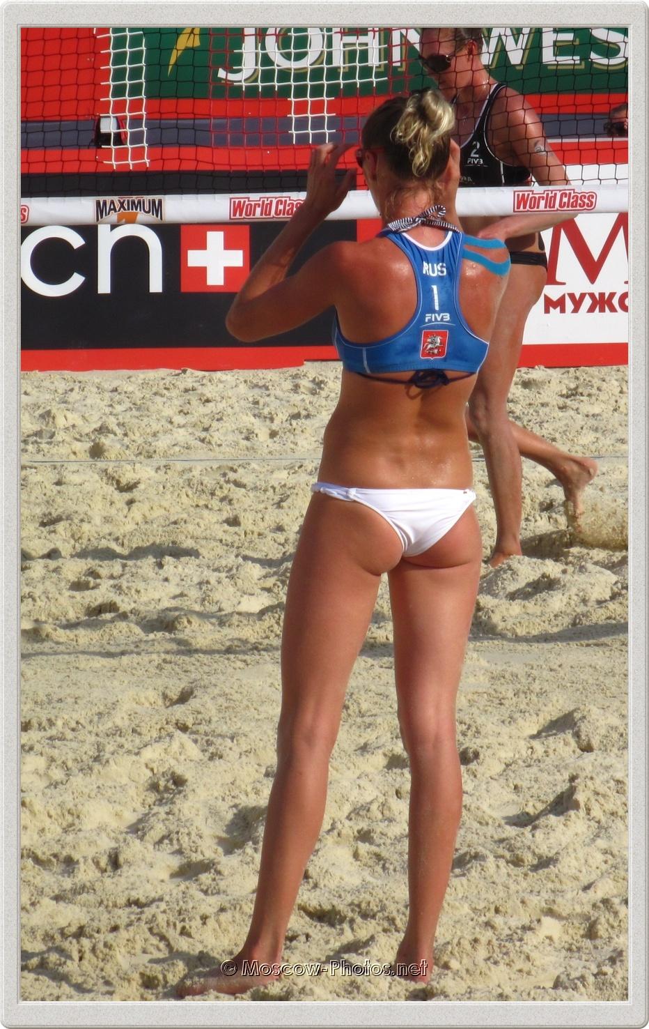 Russian Player Ekaterina Birlova (Khomyakova)