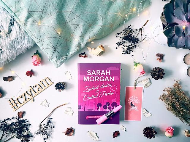 ''Zachód słońca w Central Parku'' Sarah Morgan