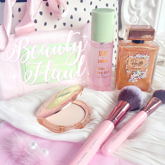 Beauty Haul | Charlotte Tilbury, Pixi, Rosie for Autograph & Luxie | Love, Catherine
