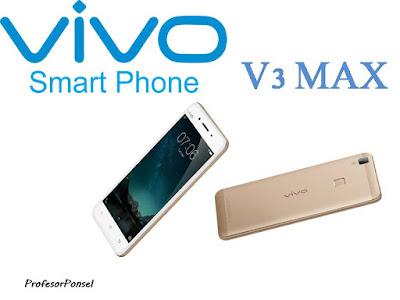 Spesifikasi Lengkap Vivo V3 Max
