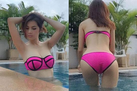 Nong Nat, Bintang Porno Cantik dan Seksi