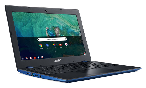 CES 2018: Acer launches Chromebook 11 (CB311-8HT / CB311-8H) with 11.6-inch display and 4GB RAM