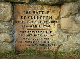 Batalla de Culloden - YouTube