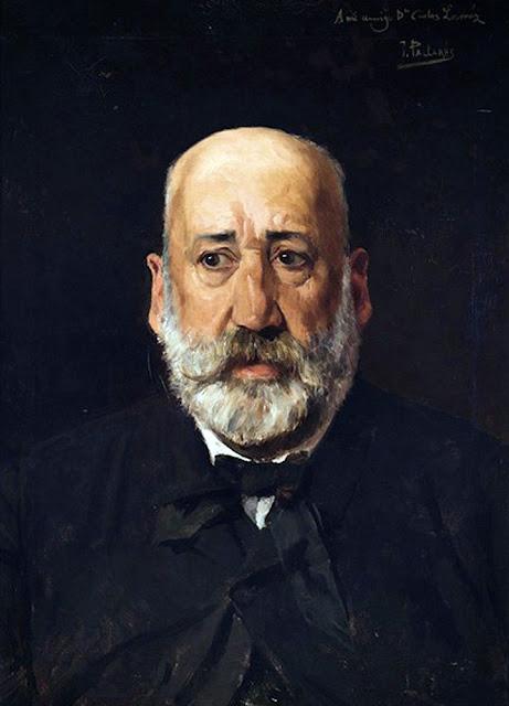 Joaquín Pallares, Maestros españoles del retrato, Pintor español, Jaquín Pallares Allustante