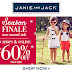Get up to 60% off during Janie and Jack's Season Finale Semi-Annual Sale!
