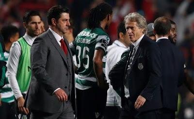 Benfica Futebol Rui Vitória Jorge Jesus