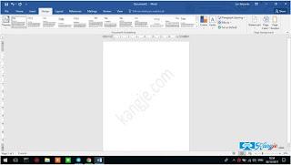 Langkah 5 Cara Menambahkan Ms Word Watermark Di Microsoft Office Word